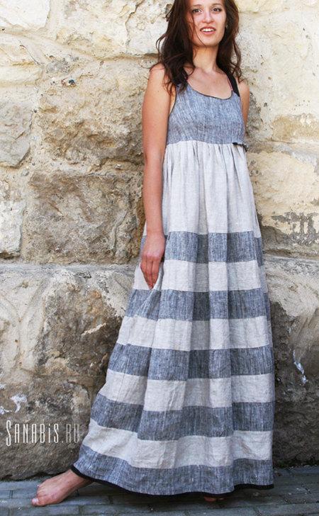 Льняная юбка купить в москве