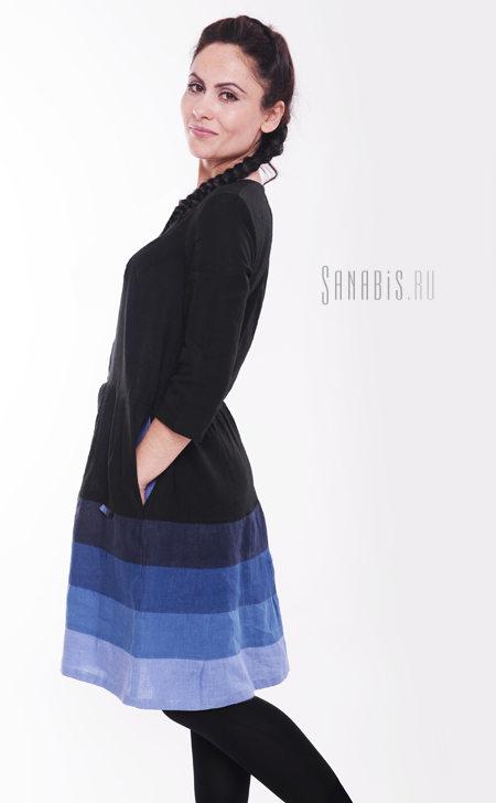 Льняное Платье Купить В Интернет Магазине