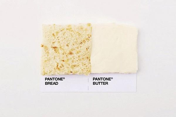 Pantone бекон